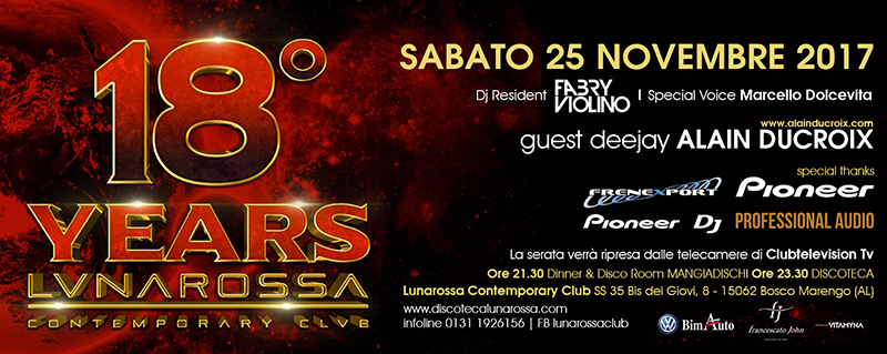 lunarossa-18years-clubtelevision-frenexport-pioneer-promotion