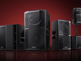 Adv promo Frenexport Pioneer pro-audio series XPRS