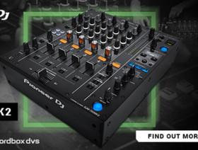 New mixer Pioneer 750-MK2
