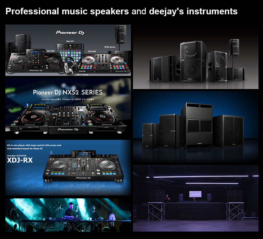 4speakers-deejay-instruments
